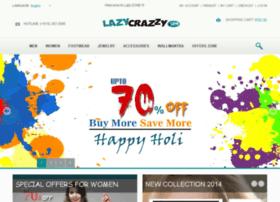 lazycrazzy.com