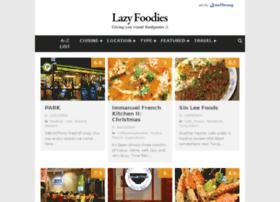 lazyfoodies.com