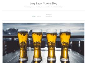 lazyladyfitnessblog.wordpress.com