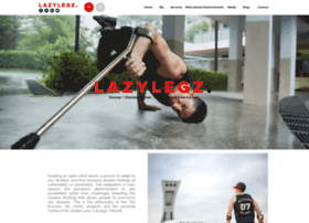 lazylegz.com