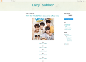 lazysubber1.blogspot.com