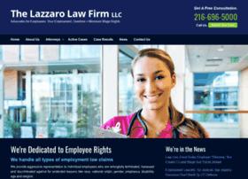 lazzarolawfirm.com