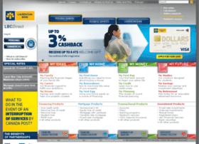 lbcdirect.laurentianbank.ca