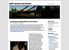 lbhflibraries.wordpress.com