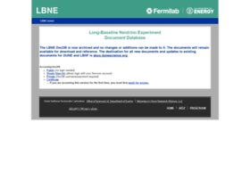 lbne2-docdb.fnal.gov