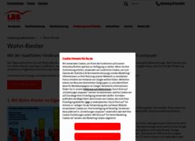 lbs-riester.de