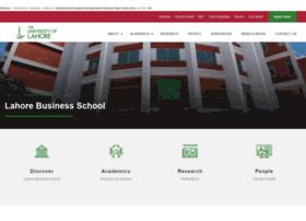 lbs.uol.edu.pk
