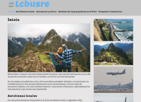 lcbusre.com.pe