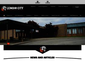 lces.lenoircityschools.com