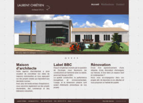 lchretien-architecte.com