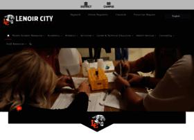 lchs.lenoircityschools.com
