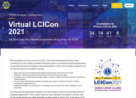 lcicon.lionsclubs.org