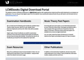 lcmebooks.org
