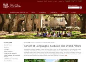 lcwa.cofc.edu