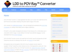 ldd2povray.lddtools.com