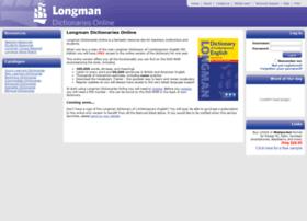 ldoce.longmandictionariesonline.com