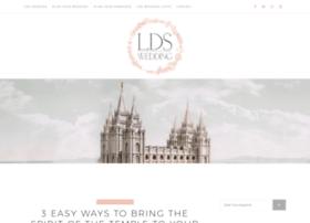 ldswedding.com