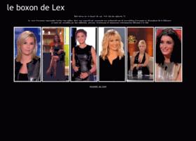 le-boxon-de-lex.fr