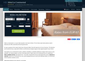le-continental-brest.h-rez.com