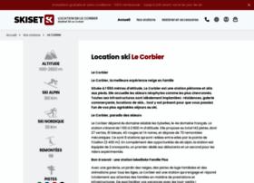 le-corbier.skiset.com