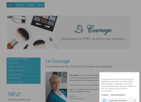 le-courage.de