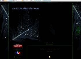 le-discret-desir-des-mots.eklablog.com