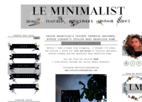 le-minimalist.blogspot.com