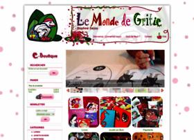 le-monde-de-gritie.com