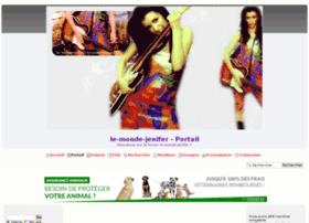 le-monde-jenifer.forumdefan.com