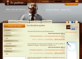 le-patron.com