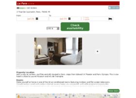 le-pera-paris.hotel-rez.com