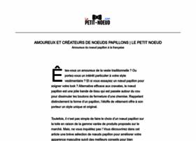le-petit-noeud.com