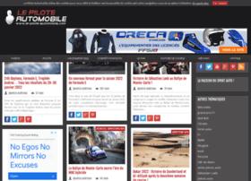 le-pilote-automobile.com