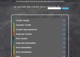 le-rachat-de-credit-pour-revivre.fr