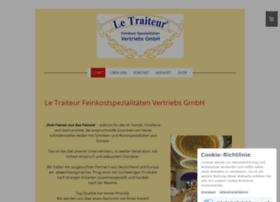 le-traiteur-vertrieb.com