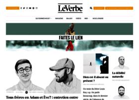 le-verbe.com