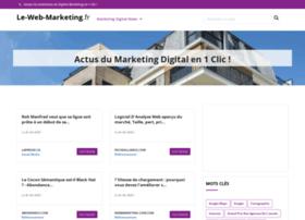 le-web-marketing.fr
