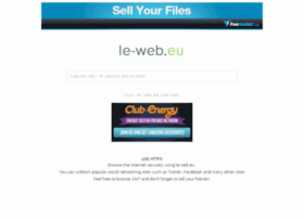 le-web.eu
