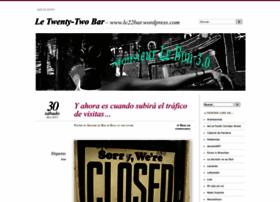 le22bar.wordpress.com