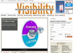 lead-capture-software.visibilitymagazine.com