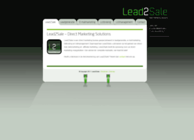 lead2sale.nl