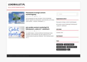 leadbullet.pl