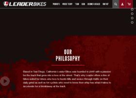 leaderbikeusa.com