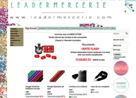 leadermercerie.com
