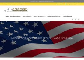 leadermotorcycle.com