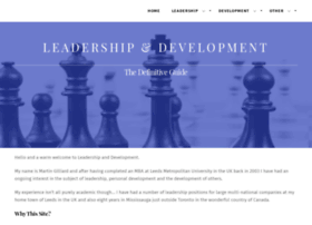 leadership-and-development.com