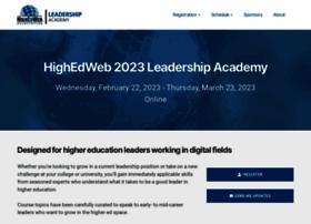 leadership.highedweb.org