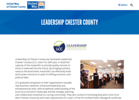 leadershipchestercounty.org