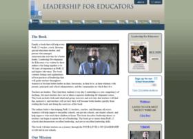 leadershipforeducators.org