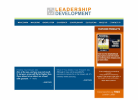 leadershipmagazine.com